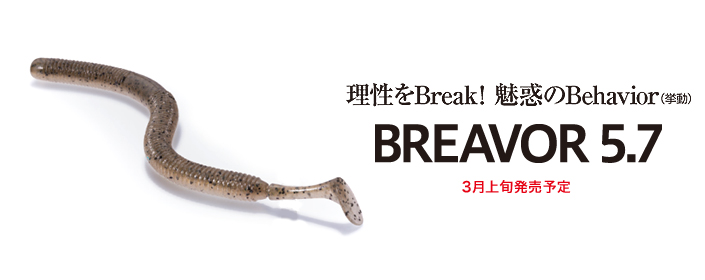 BREAVOR(ブレーバー) 5.7インチ