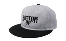 BOTTOMUP FLAT CAP(ボトムアップフラットキャップ)